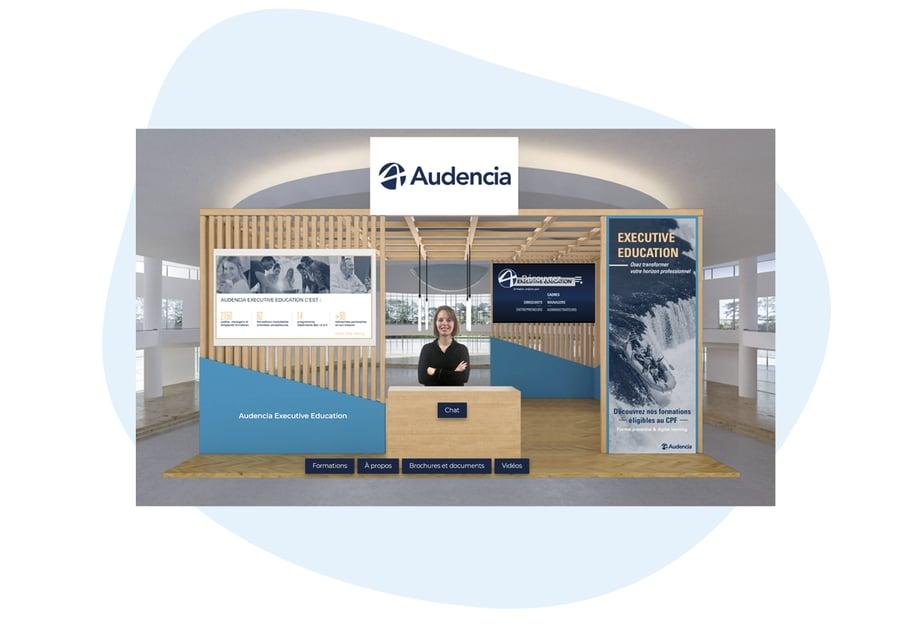 audencia booth2